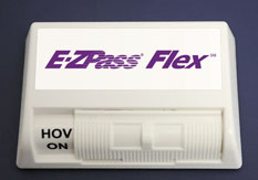 E-ZPass Flex Transponder